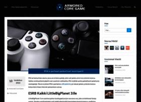 armoredcoregame.com