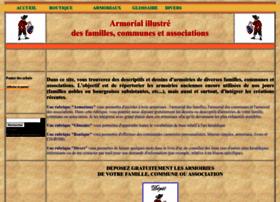 armorial-familles-associations-communes-france.com