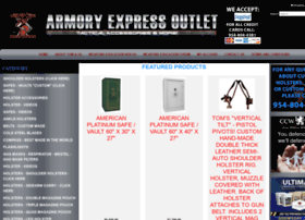 armoryexpressoutlet.com