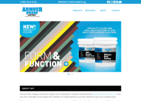 armourproofcoatings.com