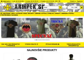armpek.sk