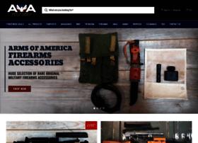 armsofamerica.com