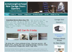 armstrongoverhead.com