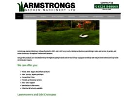armstrongsgardenmachinery.com