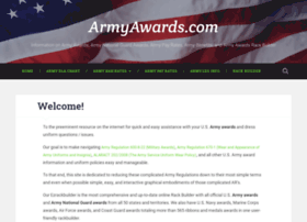 armyawards.com