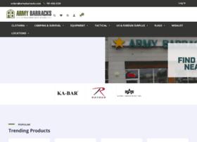 armybarracks.com