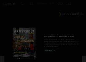 armycadets.com