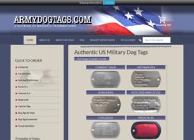 armydogtags.com