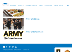 armyentertainment.net