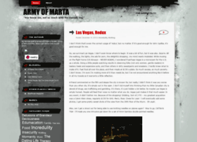armyofmarta.wordpress.com