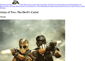 armyoftwo.com