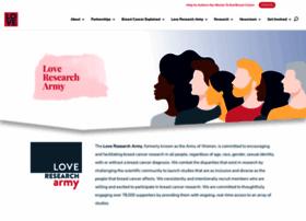 armyofwomen.org