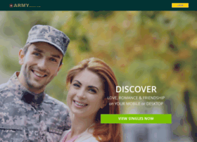 dating websites for army