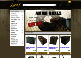 armysurpluswarehouse.com