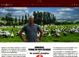 arnabar-foie-gras.com