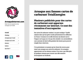 arnaqueinternet.com