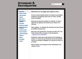 arnaques.weebly.com