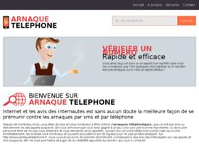 arnaquetelephone.fr