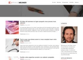 arnaudmeunier.com