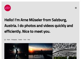 arne-mueseler.com