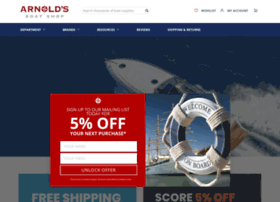 arnoldsboatshop.com.au