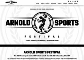 arnoldsportsfestival.com