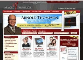 arnoldthompsonhomes.com