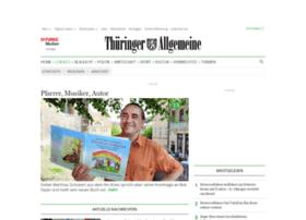 arnstadt.thueringer-allgemeine.de