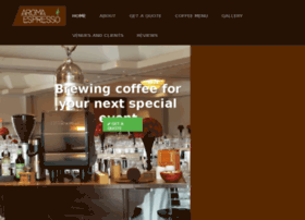 aromaespresso.net