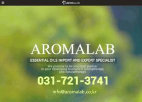 aromalab.co.kr