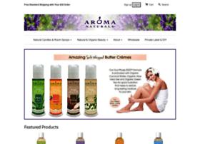 aromanaturals.com