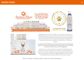 aromapaws.com