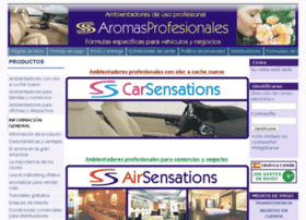 aromasprofesionales.com