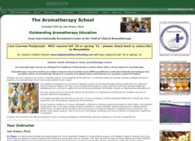aromatherapy-school.com