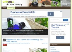 aromatherapy.savvy-cafe.com