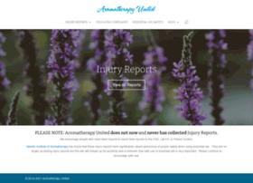aromatherapyunited.org