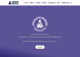 aromaticwisdominstitute.com
