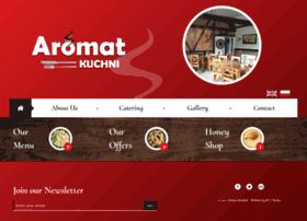 aromatkuchni.co.uk