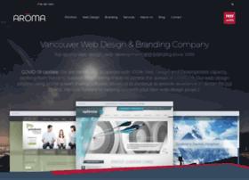 aromawebdesign.com