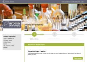 aromaworkshop.calendarspots.com