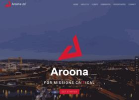 aroona.co.uk