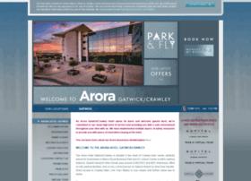 arorahotels.com