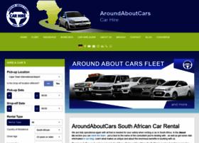 aroundaboutcars.com
