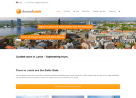 aroundlatvia.com