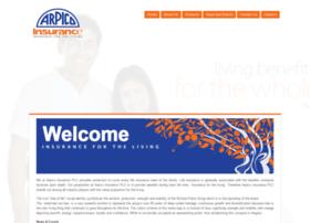 arpicoinsurance.com