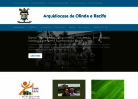 arquidioceseolindarecife.org