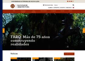 arquitectura.uanl.mx