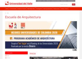 arquitectura.univalle.edu.co