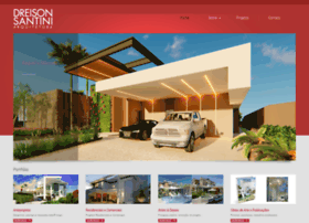 arquitetodreisonsantini.com.br