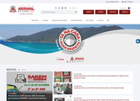 arraial.rj.gov.br